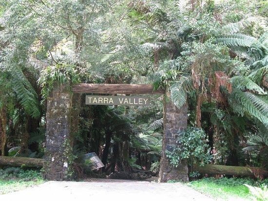 Balook, Australia: Entrance