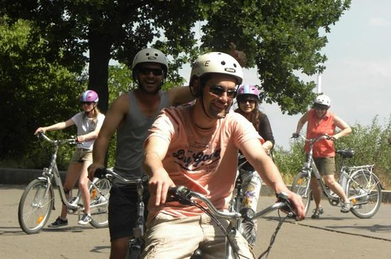 3-Hour Electric Bike City Tour in