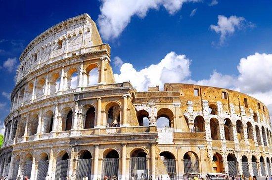 Excursão Semi-Privada do Coliseu com...