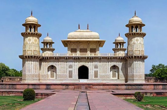 Tomb of Itimad-ud-Daulah Baby Billet...