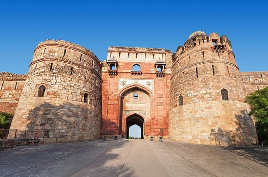 Purana Qila Admission Ticket with ...