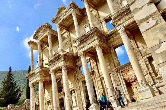Full-Day Tour of Ephesus with Flight...