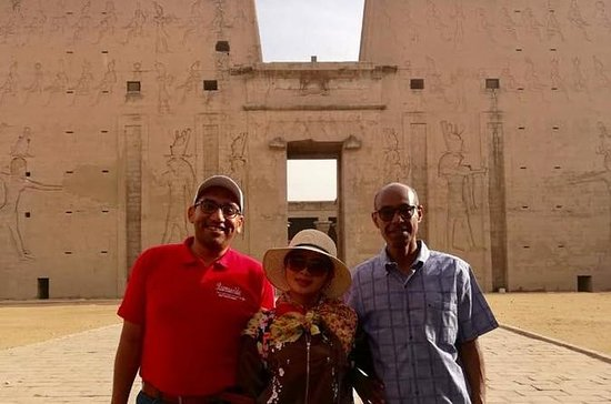 Edfu & Kom Ombo Temples (From Aswan)