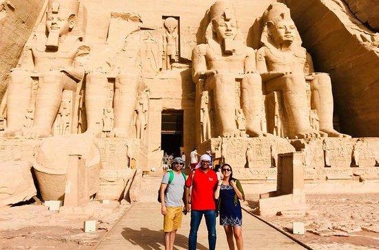 Abou Simbel au départ d'Assouan