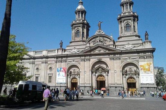 Visite de la ville de Santiago et...