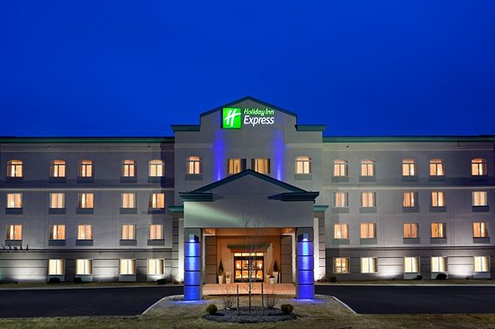 Holiday Inn Express Syracuse / Fairgrounds