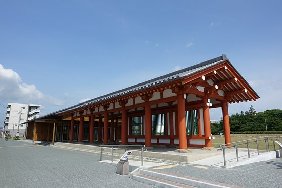 Shiseki Mutsukokubun-ji and Amaderaato Guidance Shisetsu