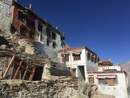 Karsha Gompa needs urgent repairs