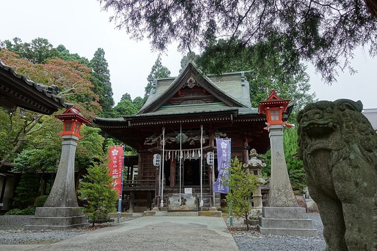 Kitano Shrine