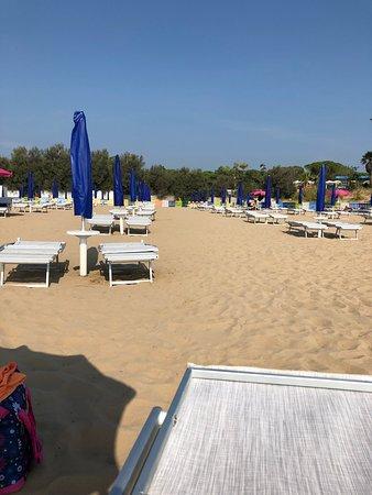La spiaggia di Duke