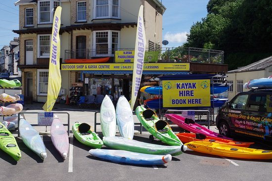 Combe Martin, UK: North Devon's Premier Kayak & SUP Centre