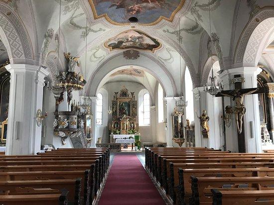 Pfarrkirche Wenns zu Ehren des Heiligen Evangelisten Johannes