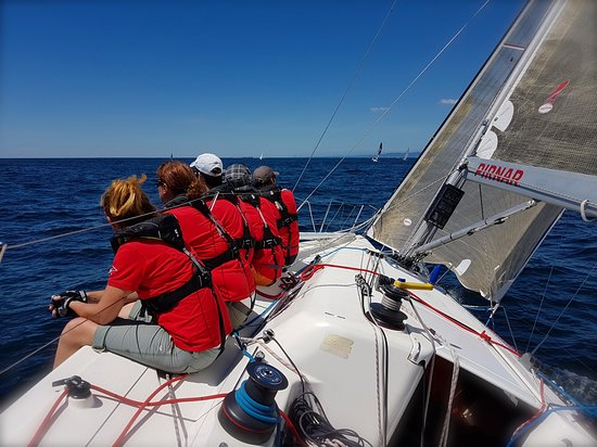 North Adriatic Sailing Academy - regatta training