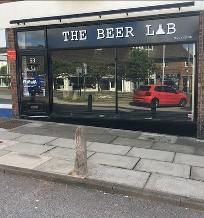 ‪The Beer Lab‬