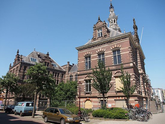 Former Town Hall of Nieuwer-Amstel