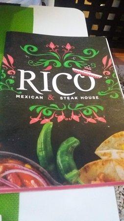 Restaurante rico Photo