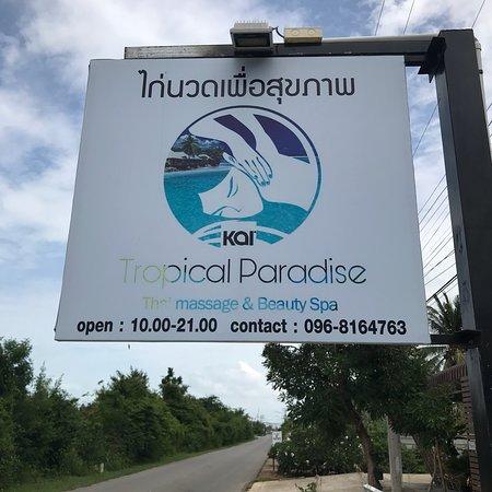 Pak Nam Pran, Tailândia: Kai Thai Massage