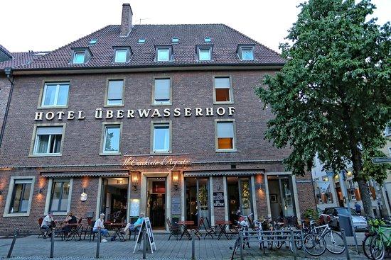 Hotel Uberwasserhof, hoteles en Münster