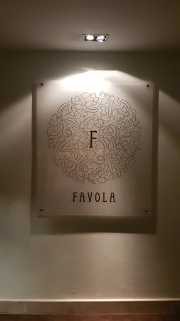 Favola at Le Meridien: Nice & peaceful ambience, helpful staff and great Chef