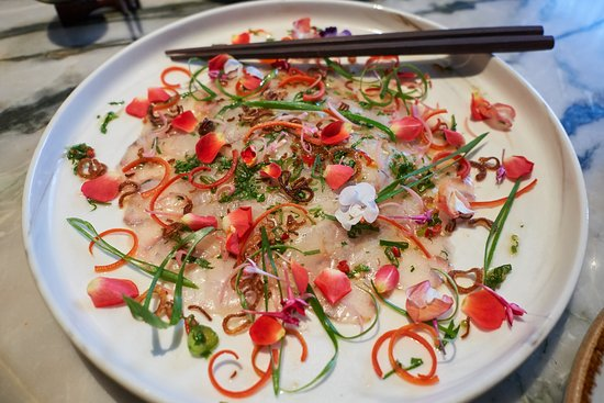 Po : Fish salad