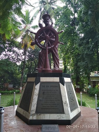Naval Uprising Statue