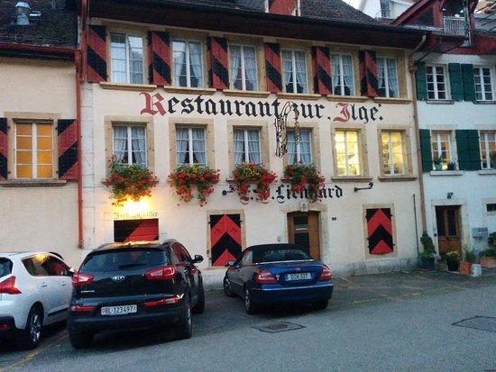 Restaurant zur Ilge, Twann/Schweiz