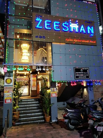 Zeeshan Restaurant - Apna Hyderabadi Food