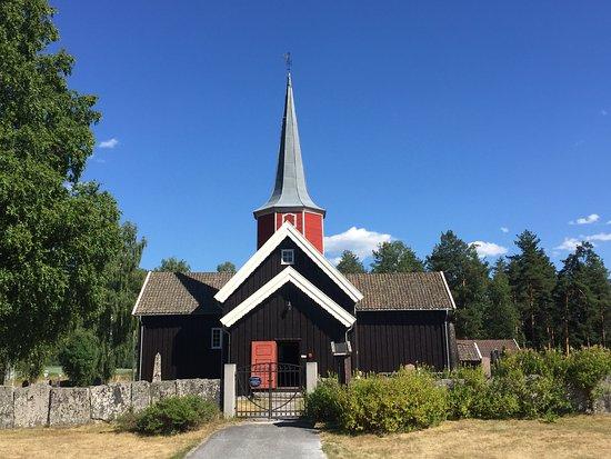 Flesberg Stave Church
