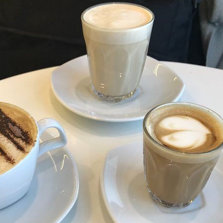 Tullamarine, Australia: Hot beverages