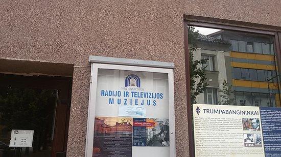 Rádio e televisão