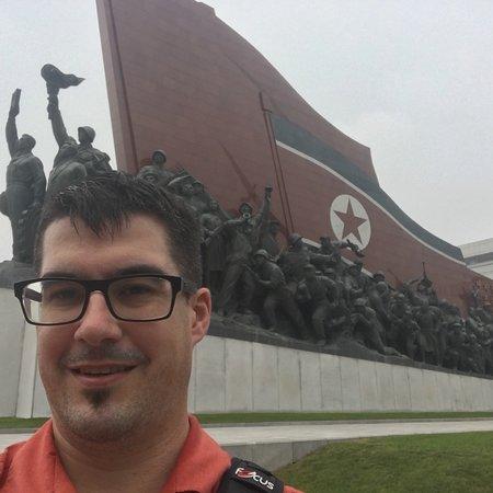 Mansudae Grand Monument Photo
