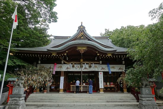 ‪Suzuka Shrine‬