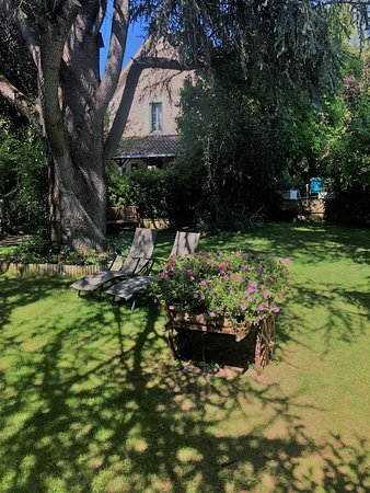 Le Jardin Sarlat: Beautiful garden
