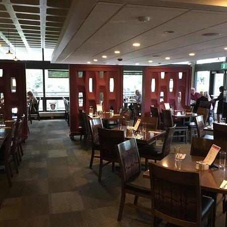 PrairieS Edge Restaurant