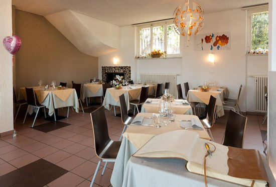 Novazzano, Switzerland: salatta camino