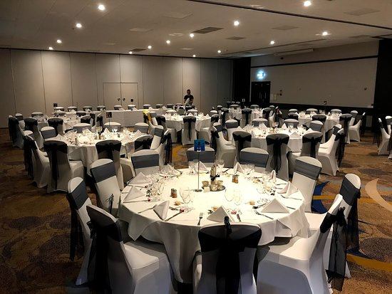 The Wedding Reception Set Up Picture Of Daventry Northamptonshire