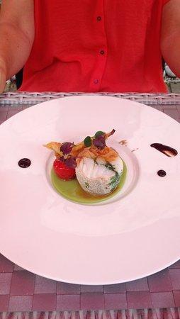 Restaurant le Gambetta: Plat au Gambetta