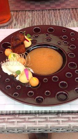 Restaurant le Gambetta: Dessert au Gambetta