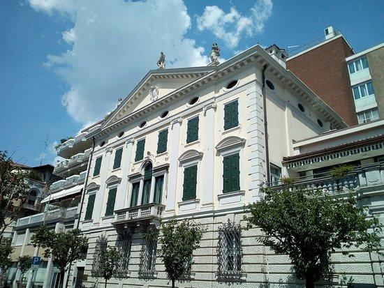 Udine, Italia: Palazzo del Torso