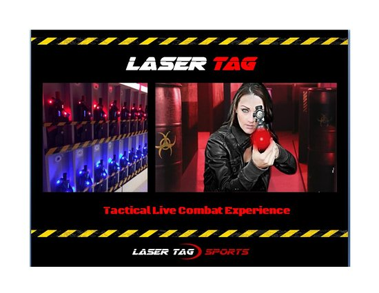 Laser Tag Sports
