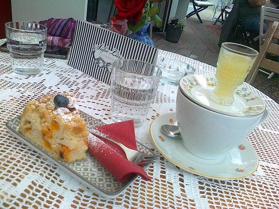 Die Susse Luise: Süße Luise - Süße Rastpause am Lendmarkt