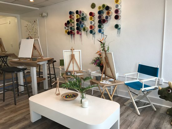 Winter Park, FL: Creative space