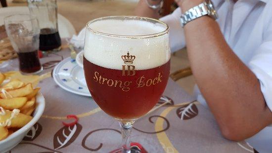 Baia e Latina, Italia: birra