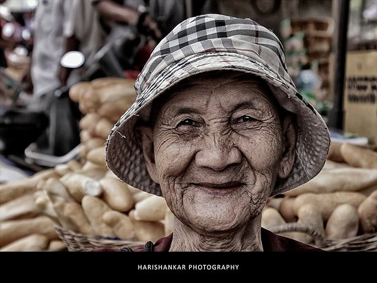 Psar Chaa - Old Market