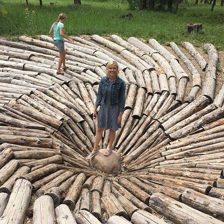 Blackfoot Pathways:Sculpture in the Wild: photo0.jpg