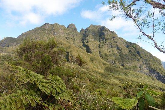Salazie, Reunion Island: Retour vers la voiture