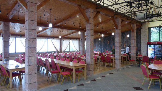 Haghpat, أرمينيا: View of dining room