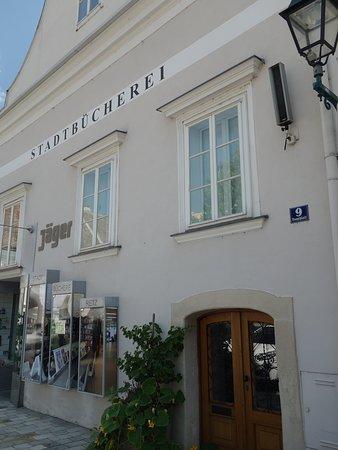 Stadtbücherei Retz