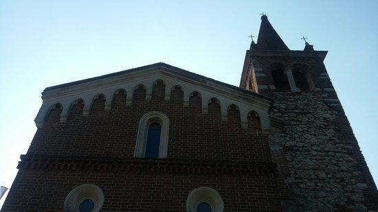 Chiesa di San Rocco: Facciata della struttura