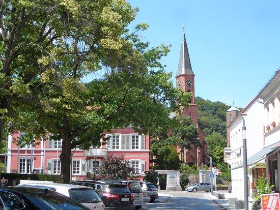 Evangelische Stadtkirche Landstuhl